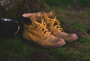 chaussures pour survivalistes